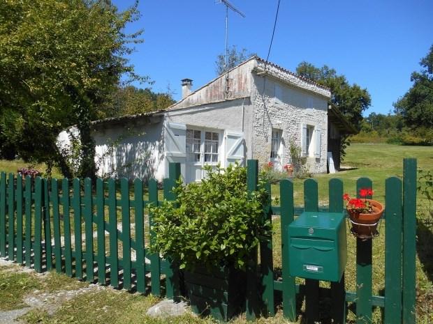 Affitti per le vacanze Échebrune - Casa rurale - 2 persone - Barbecue - Foto N° 1