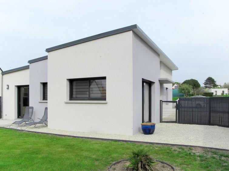 Maison pour 4 à Blainville-sur-Mer