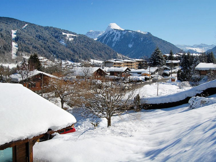 Location vacances Morzine -  Appartement - 6 personnes -  - Photo N° 1
