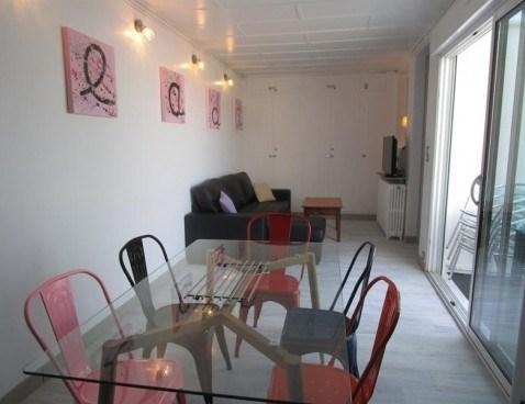 Location vacances Les Sables-d'Olonne -  Appartement - 6 personnes - Télévision - Photo N° 1
