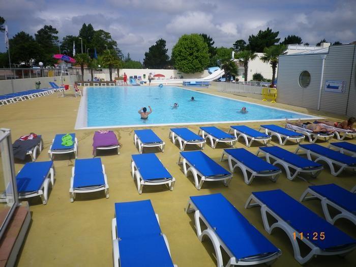 Ferienwohnungen Saint-Jean-de-Monts - Haus - 4 Personen - Grill - Foto Nr. 1