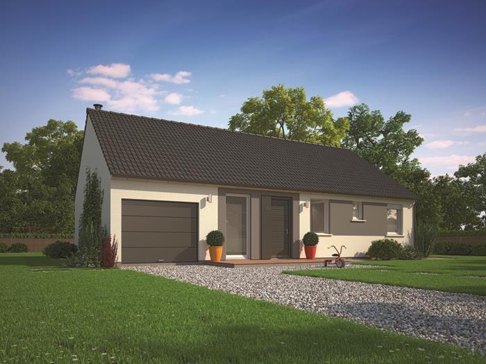 Maison  5 pièces + Terrain 500 m² Haute-Avesnes par Maisons Phénix Gavrelle