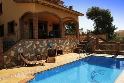 Villa CV BRUNE.