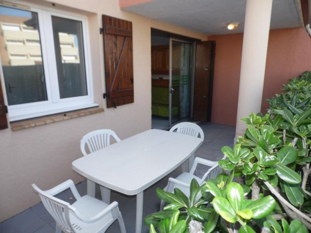Location vacances Marseillan -  Appartement - 6 personnes - Terrasse - Photo N° 1