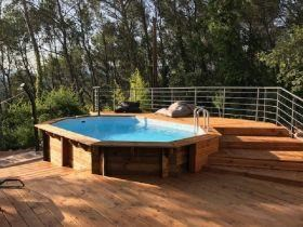 Location vacances Flayosc -  Appartement - 4 personnes - Barbecue - Photo N° 1