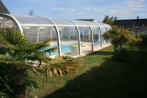 Location Gîte Touraine avec piscine couverte - Restigné