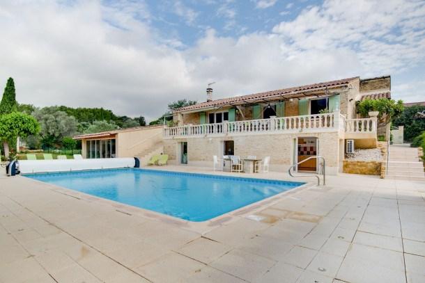 Location vacances Lagarde-Paréol -  Maison - 8 personnes - Télévision - Photo N° 1