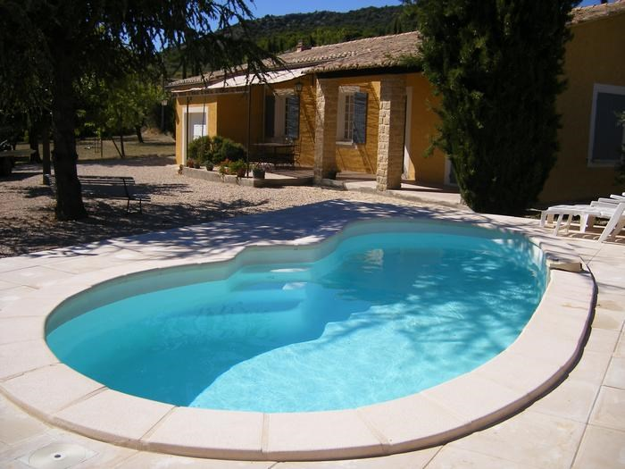 Holiday rentals Le Barroux - House - 6 persons - BBQ - Photo N° 1