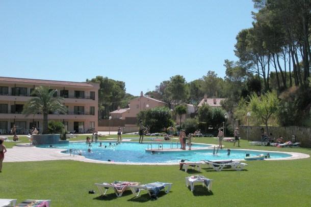 Location vacances Pals -  Appartement - 5 personnes - Télévision - Photo N° 1