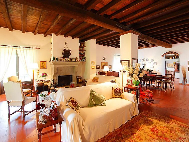 Maison pour 5 personnes à Caprarola