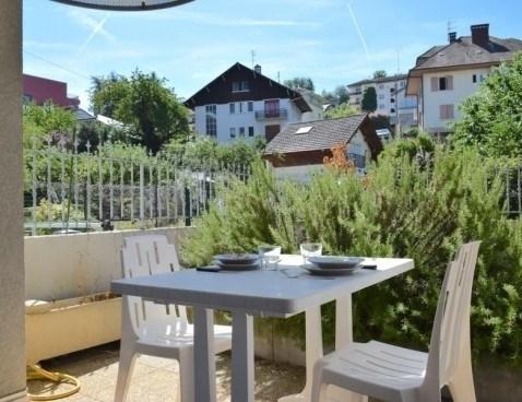 Location vacances Évian-les-Bains -  Appartement - 4 personnes - Télévision - Photo N° 1