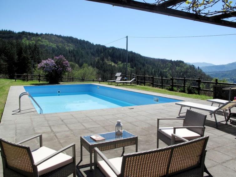 Location vacances Castelnuovo di Garfagnana -  Appartement - 4 personnes -  - Photo N° 1