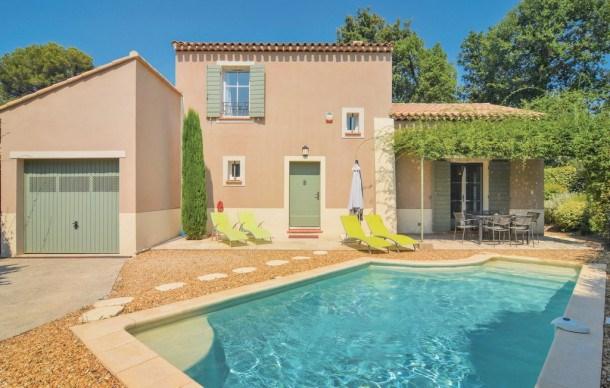 Location vacances Saint-Rémy-de-Provence -  Maison - 6 personnes - Jardin - Photo N° 1