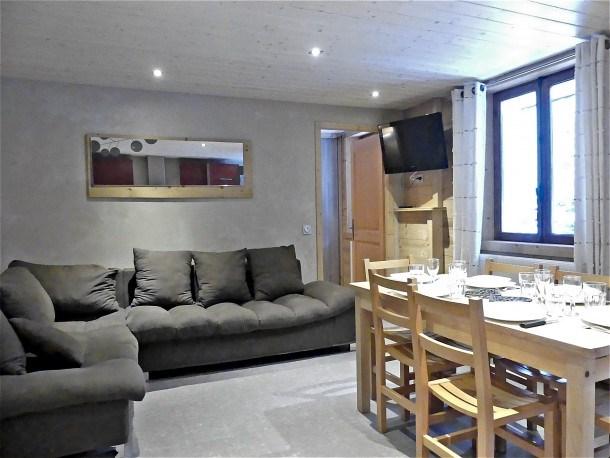 Location vacances La Clusaz -  Appartement - 8 personnes - Télévision - Photo N° 1