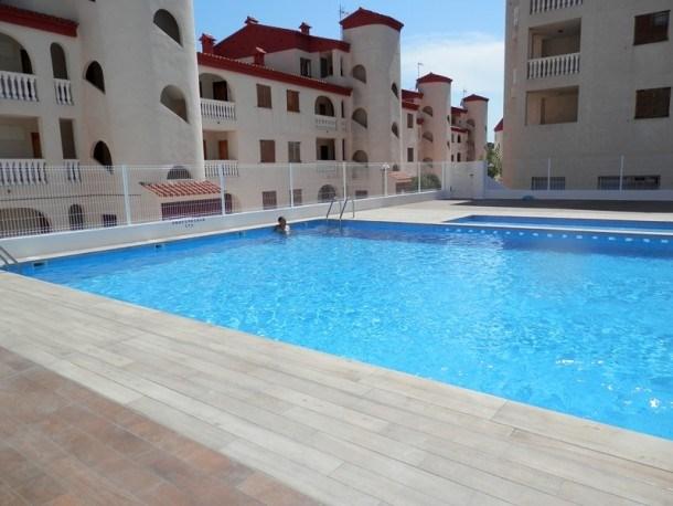 Appartements Costa Azahar  Appartement 2 - 1 Dormitorio