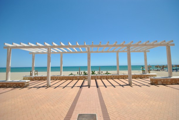 Location vacances Fuengirola -  Appartement - 4 personnes - Télévision - Photo N° 1