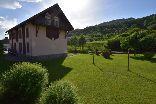 Location vacances La Bresse -  Appartement - 4 personnes - Barbecue - Photo N° 1
