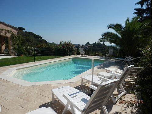 Jolie Villa avec piscine sécurisée vue sur mer