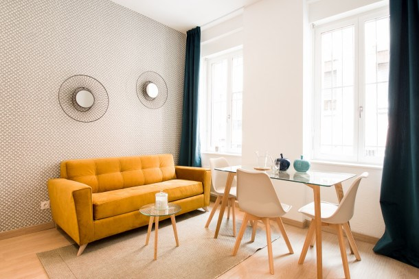 Location vacances Toulouse -  Appartement - 2 personnes - Chaîne Hifi - Photo N° 1
