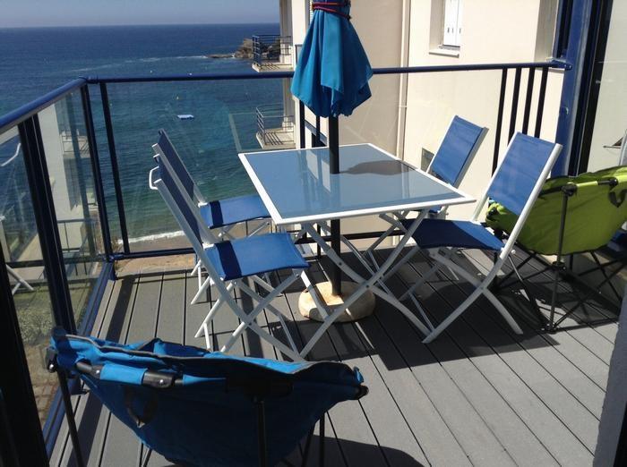 Location vacances Clohars-Carnoët -  Appartement - 5 personnes - Télévision - Photo N° 1