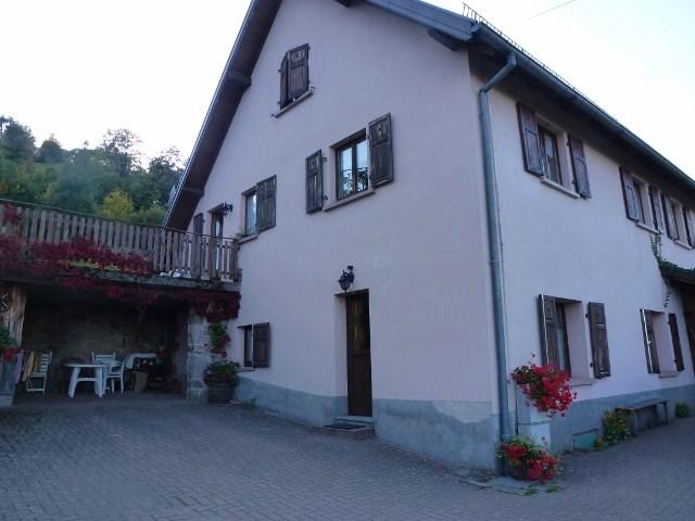 Location vacances Eschbach-au-Val -  Appartement - 2 personnes - Barbecue - Photo N° 1