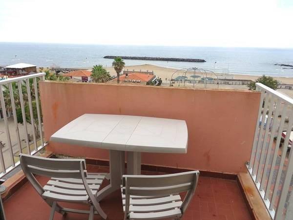 Location Appartement Le Cap D'agde 4 personnes dès 150 euros par semaine