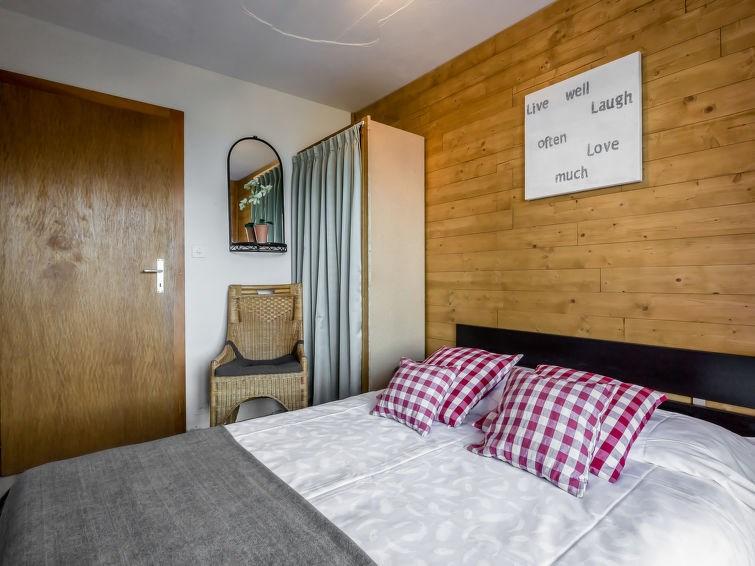 Appartement pour 6 à La Tzoumaz