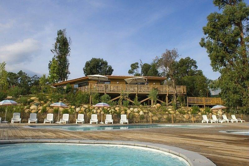 Location vacances Sari-Solenzara -  Maison - 5 personnes - Table de ping-pong - Photo N° 1