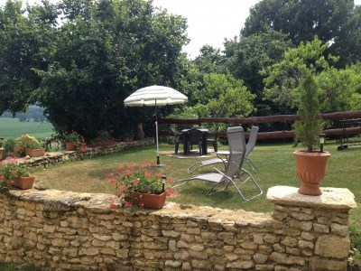 Location vacances Mouzens -  Gite - 2 personnes - Barbecue - Photo N° 1