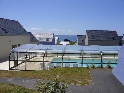 Location vacances Saint-Nic -  Maison - 4 personnes - Télévision - Photo N° 1