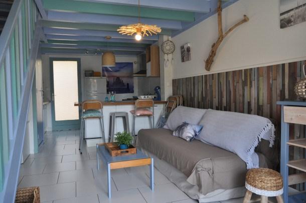 Location vacances Lacanau -  Maison - 5 personnes - Télévision - Photo N° 1