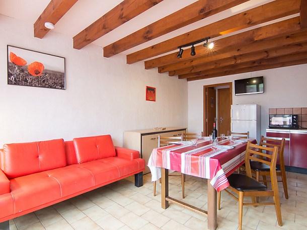 Location vacances Mimizan -  Maison - 5 personnes - Télévision - Photo N° 1