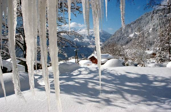 Location vacances Champagny-en-Vanoise -  Appartement - 3 personnes - Barbecue - Photo N° 1