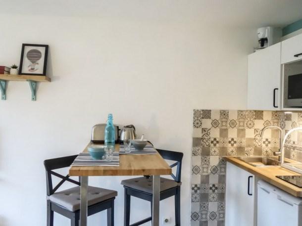 Location vacances Quiberon -  Appartement - 3 personnes - Télévision - Photo N° 1