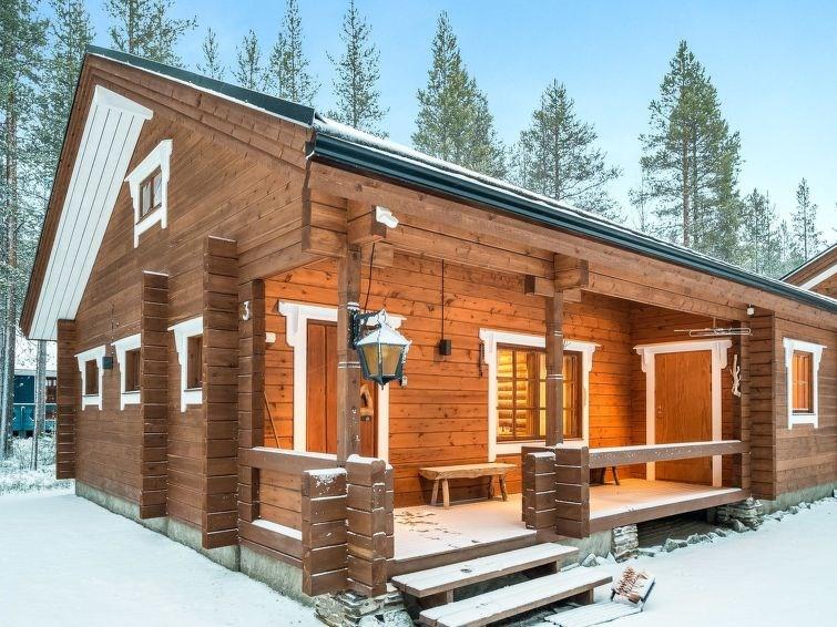 Studio pour 3 personnes à Kittilä