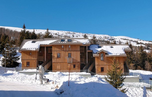 Location vacances Le Dévoluy -  Appartement - 6 personnes - Congélateur - Photo N° 1