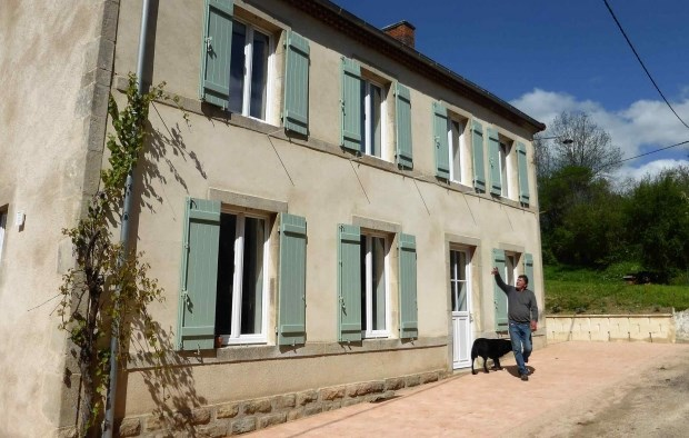 Location vacances Virlet -  Gite - 8 personnes - Barbecue - Photo N° 1