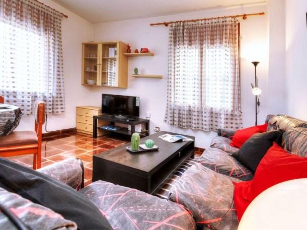 Location vacances l'Escala -  Maison - 6 personnes - Télévision - Photo N° 1