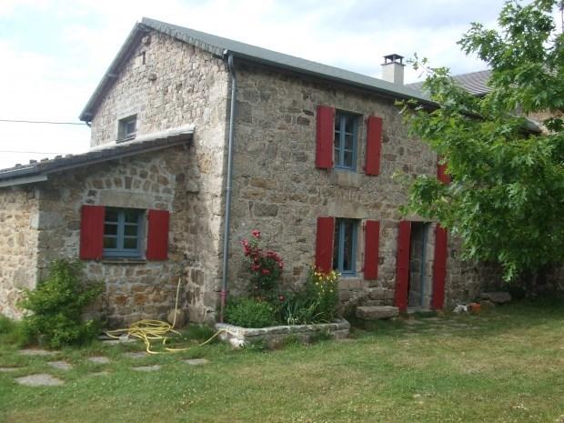 Maison de charme en pierre - Saint Bonnet le Froid
