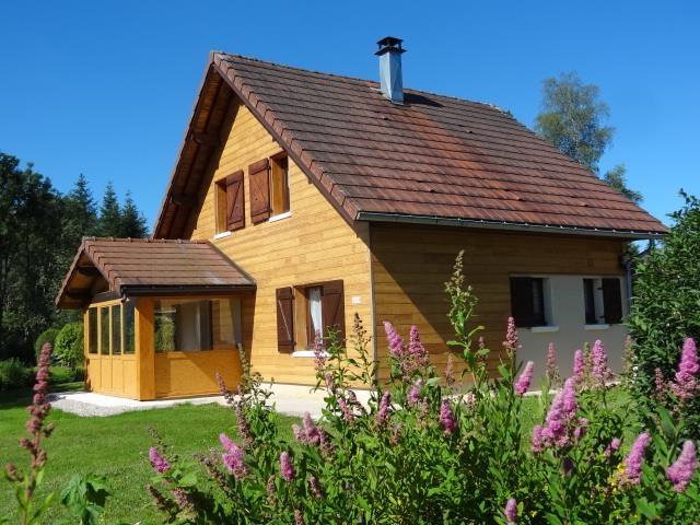 Ferienwohnungen Le Frasnois - Haus - 5 Personen - Grill - Foto Nr. 1