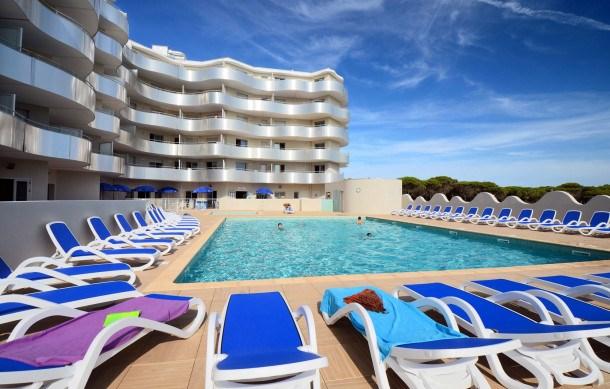 Location vacances Le Barcarès -  Appartement - 4 personnes - Congélateur - Photo N° 1