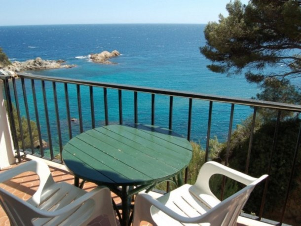 Location vacances Tossa de Mar -  Appartement - 2 personnes - Terrasse - Photo N° 1