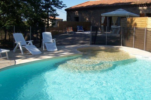 Location vacances Saint-Thibéry -  Maison - 8 personnes - Barbecue - Photo N° 1