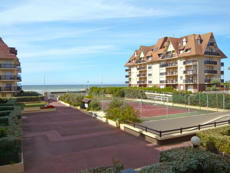 Location vacances Cabourg -  Appartement - 2 personnes -  - Photo N° 1