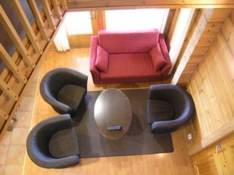 Studio pour 4 personnes à Sotkamo