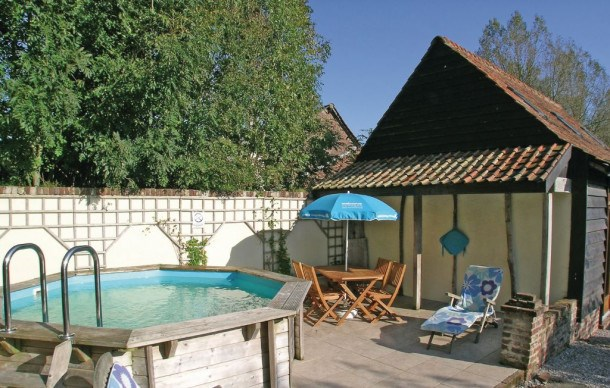Location vacances Ergny -  Maison - 2 personnes - Barbecue - Photo N° 1