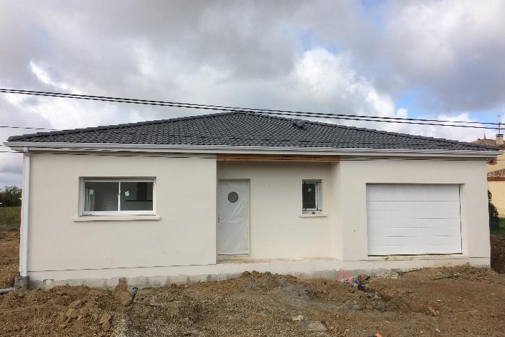 Maison  5 pièces + Terrain 800 m² Pinsaguel par SIC HABITAT