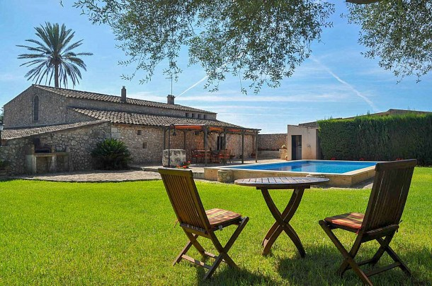 Location vacances Vilafranca de Bonany -  Maison - 8 personnes - Barbecue - Photo N° 1