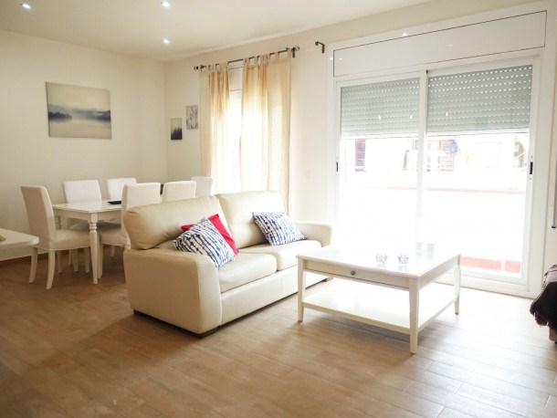 Location vacances Castelldefels -  Appartement - 5 personnes - Télévision - Photo N° 1