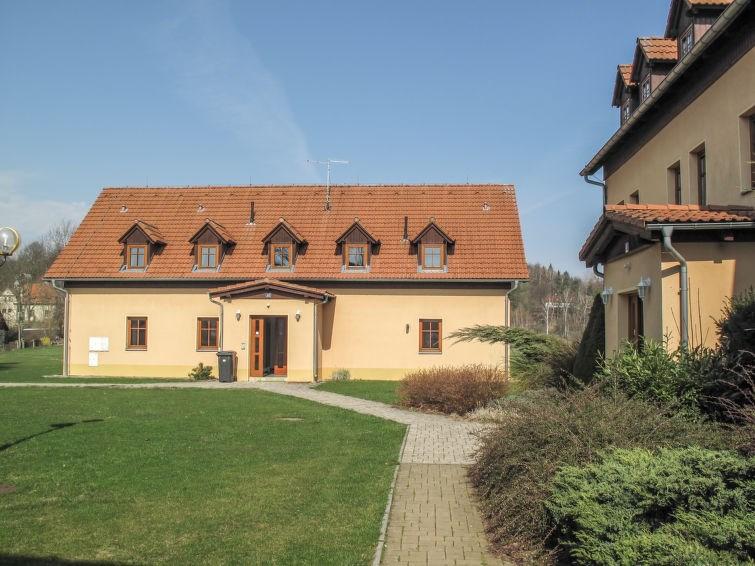 Location vacances Česká Kamenice -  Appartement - 4 personnes -  - Photo N° 1